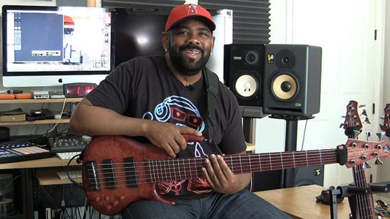 Andrew Gouche (Gospel Bass)