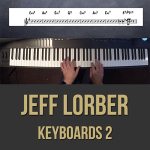 Jazz chord substitutions