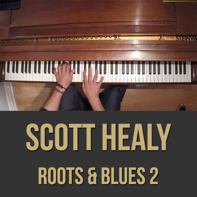 Scott Healy (Piano) - Videos 1 & 2 Bundle