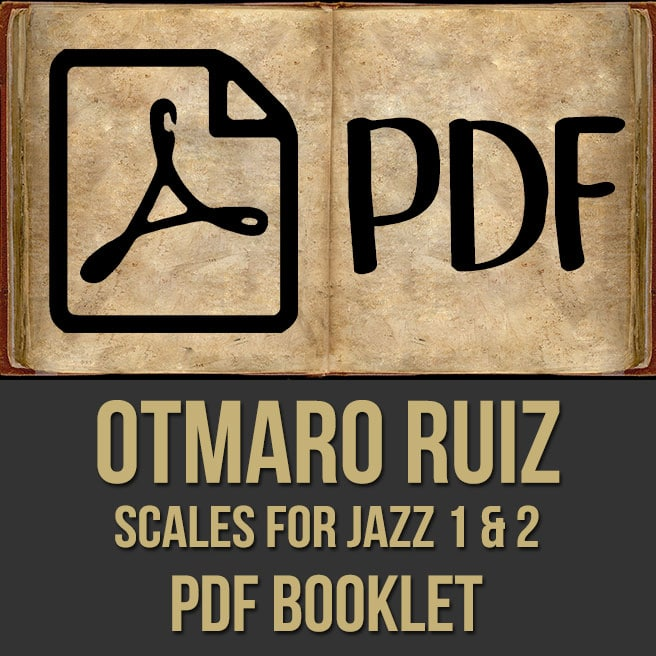 Otmaro Ruiz (Scales for Jazz) - PDF
