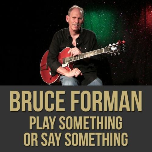 Bruce Forman 3 (Bebop Guitar)