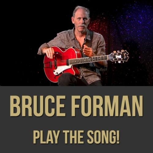 Bruce Forman 1 (Jazz Guitar)