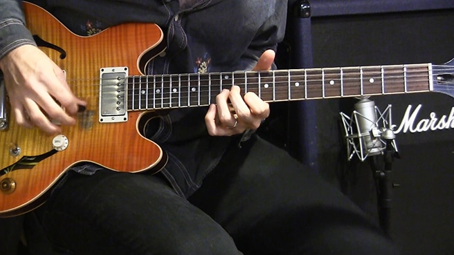scott sharrard roots blues slide guitar 2 guitar lesson video. Black Bedroom Furniture Sets. Home Design Ideas